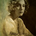 Anna Sten by garts