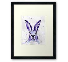 Lucian Hare Framed Print