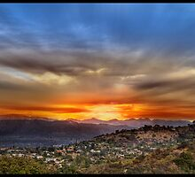 San Fernando Valley by Phil Becker
