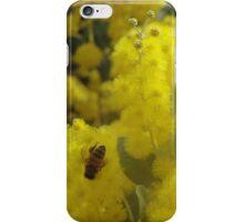 Wattle Bee iPhone Case/Skin