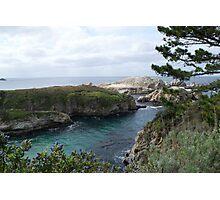 China Cove, Point Lobos Photographic Print