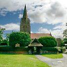 St. Bartholomew Thurstaston Wirral Cheshire by AnnDixon