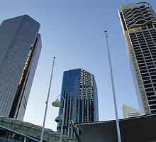 Buildings of Brisbane by STHogan