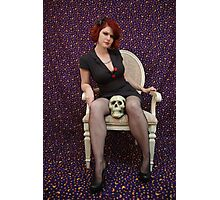 Shannon and Yorick Photographic Print