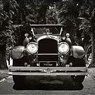 1927 Vintage by Steven  Agius