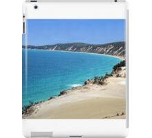 Double Island Point Beach iPad Case/Skin