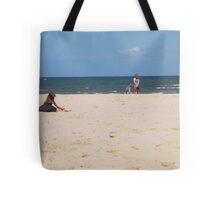 Beachcombing Tote Bag
