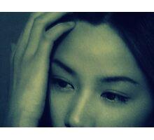 melancholic episode... Photographic Print