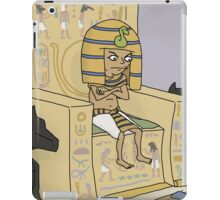 A Pharaoh to remember...oh. iPad Case/Skin