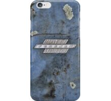 Fordson Power Major iPhone Case/Skin