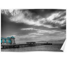 Penarth Pier 5 Poster