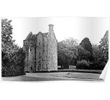 Ashtown Castle, Phoenix Park, Dublin Poster
