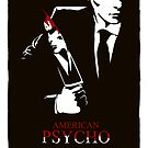 American Psycho (2000) Custom Poster by Edward B.G.