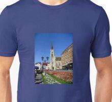 Cathedral in Novi Sad-Serbia Unisex T-Shirt