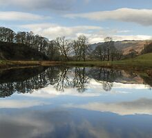 The Pool In The River Brathay by VoluntaryRanger