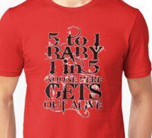 5 TO 1 - THE DOORS Unisex T-Shirt