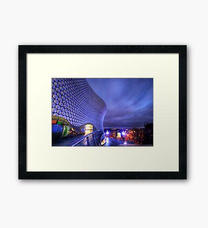 BullRing - Selfridges v4.0 Framed Print