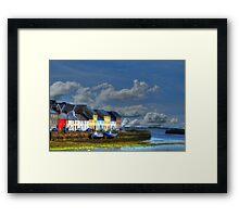 Galway Ireland Framed Print