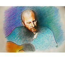Portrait of Colin.. color pencils :)) Photographic Print