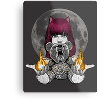 Have you seen my bear? Metal Print