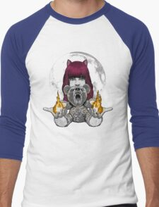 Have you seen my bear? Men's Baseball ¾ T-Shirt