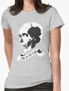 Hail to the King - Evil Dead 2 Womens Fitted T-Shirt