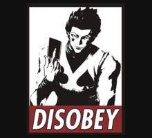 Hisoka Disobey by kenalex13