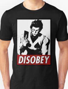 Hisoka Disobey T-Shirt