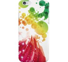Colorful Bubbles iPhone Case/Skin