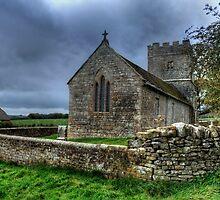 Dorset Church.  by Daniel  Bristow