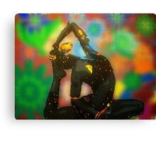 kapotasana digital - 2011 Canvas Print