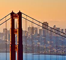Golden Gate Bridge by javarman
