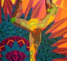 matsyendrasana digital - 2011  by karmym