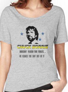 chuck be tough 3.  Women's Relaxed Fit T-Shirt