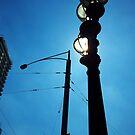 Sunlight Street Lamp by jezkemp