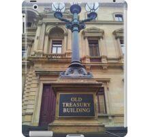 Old Treasury Building (Melbourne, Victoria, Australia) iPad Case/Skin