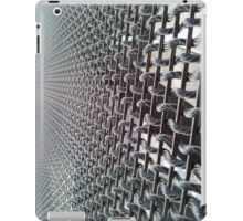Wire Threads Perspective iPad Case/Skin