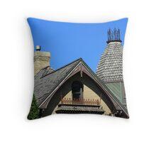 House Turret Throw Pillow