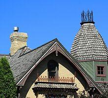 House Turret by rhamm
