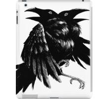 ravens iPad Case/Skin