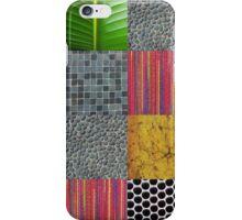 Texture Blocks iPhone Case/Skin