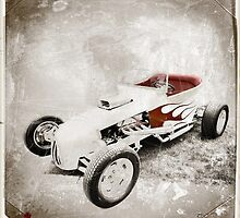 """""""Old Skool Hot Rod"""" by Don Bailey"""
