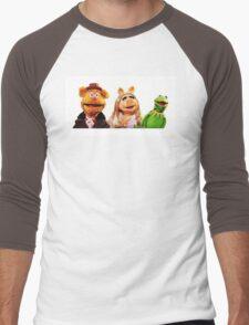 Muppets Men's Baseball ¾ T-Shirt