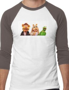 Muppets Men's Baseball ¾ T-Shirt