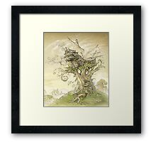 My fairy tale(3) Framed Print