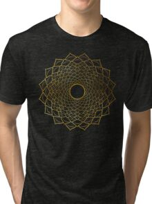 Crown Chakra Tri-blend T-Shirt