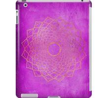 Crown Chakra iPad Case/Skin