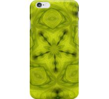 OBSCENE GREEN iPhone Case/Skin