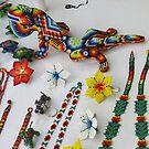 Huichol Art Crafts - Artesanía Huichol, Puerto Vallarta, Mexico by PtoVallartaMex