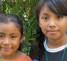 Two young Mexican beauties - La Bellaza de dos Niñas Mexicanas, Puerto Vallarta, Mexico by PtoVallartaMex